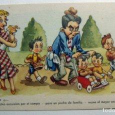 Postales: POSTAL EDICIONES PABLO DÜMMATXEN. SERIE 1230. ILUSTRADA POR CELMA 1949. Lote 132817130