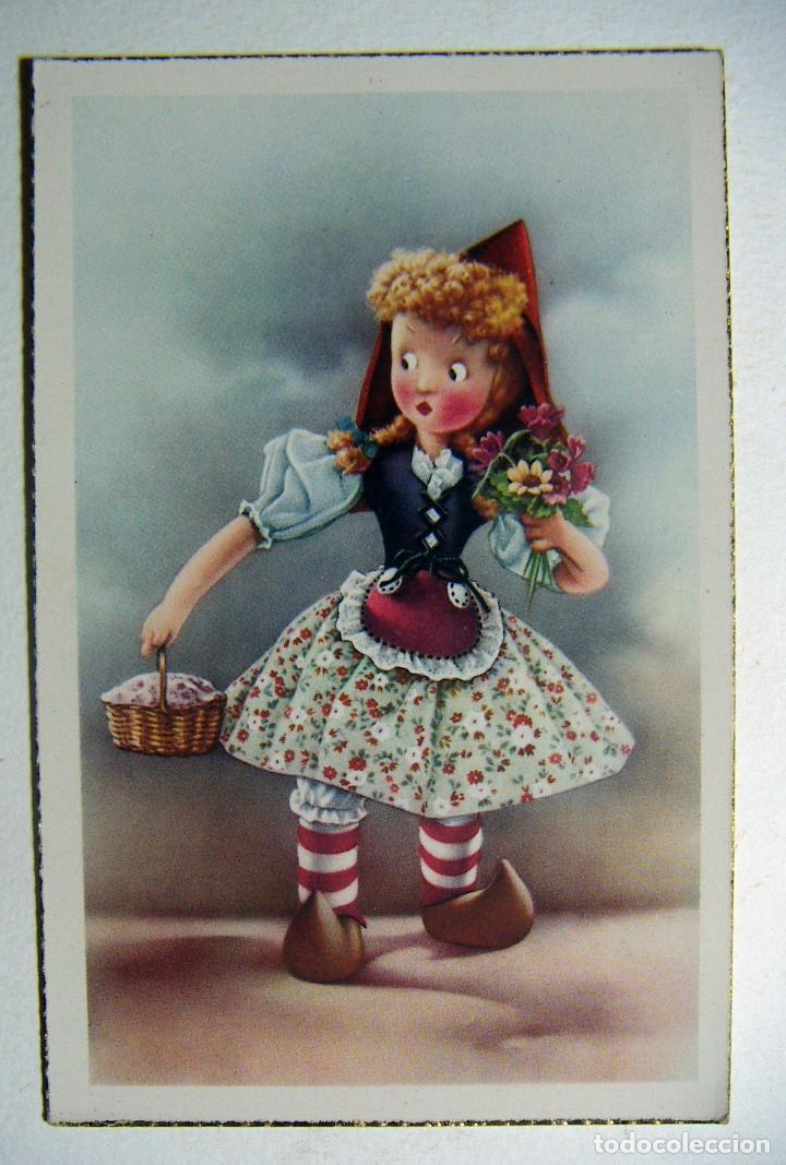 POSTAL EDICIONES C Y Z SERIE 513 AÑO 1949 (Postales - Dibujos y Caricaturas)