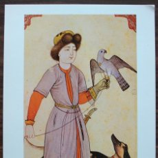 Postales: PRESIOSA POSTAL DE TURQUIA THE HISTORICAL RESEARCH FOUNDATION ANKARA . Lote 133811686