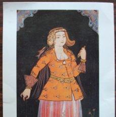 Postales: PRESIOSA POSTAL DE TURQUIA THE HISTORICAL RESEARCH FOUNDATION ANKARA . Lote 133812362