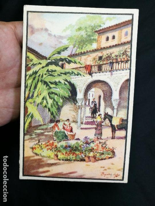 BONITA POSTAL - EDICION CMB SERIE Nº 53. DATA 1945 -CIRCULADA (Postales - Dibujos y Caricaturas)
