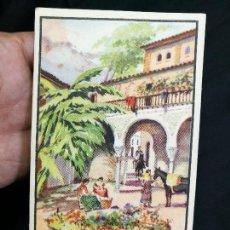 Postales: BONITA POSTAL - EDICION CMB SERIE Nº 53. DATA 1945 -CIRCULADA. Lote 133854234