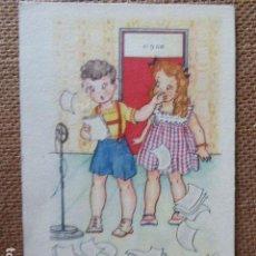Postales: POSTAL ILUSTRADA. ED. JBR.. Lote 134100162