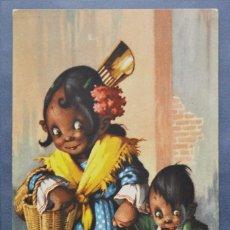 Postales: POSTAL IBÁÑEZ Nº 2 - ED BARSAL 1940. Lote 134766758