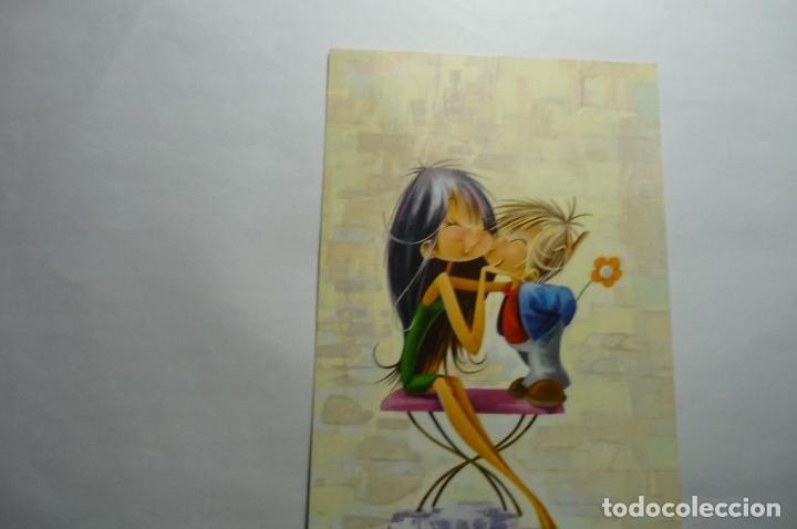 POSTAL DIBUJO ASUN .-ESCRITA (Postales - Dibujos y Caricaturas)