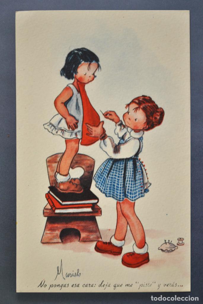 MARIELO SERIE 77 (Postales - Dibujos y Caricaturas)