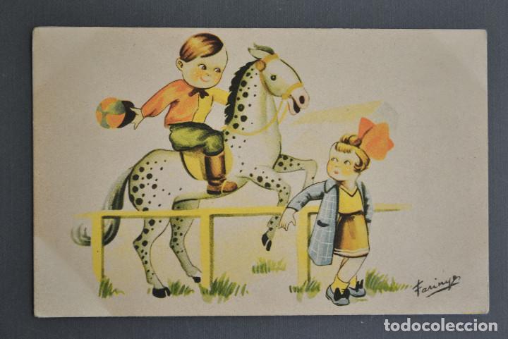 POSTAL FARIÑAS SERIE Nº 28 (Postales - Dibujos y Caricaturas)