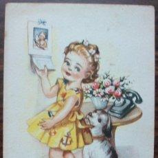 Postales: TARJETA POSTAL FABRICATION IKON SERIE 119 ILUSTRADO POR GIRONA. Lote 136371194