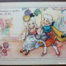 Postales: POSTAL C. Y Z. 802 FIRMADO EL 8 DE DICIEMBRE 1952. Lote 136374602