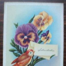Postales: ANTIGUA POSTAL EDICIONES ANCLA - SERIE 2058 - ILUSTRA A. VILA. Lote 136463022