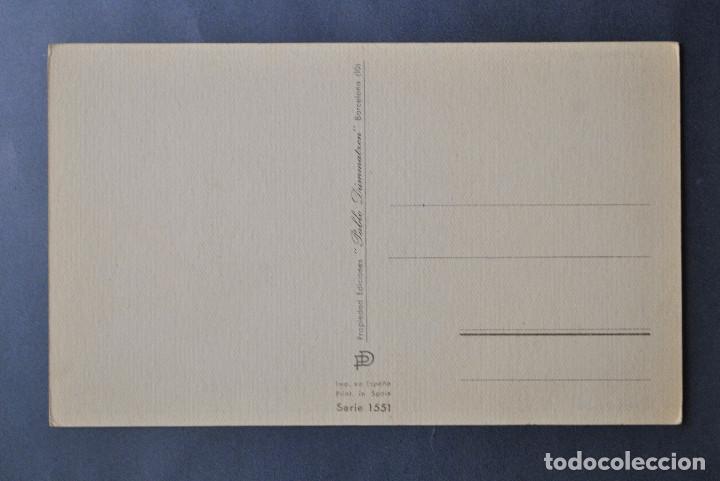 Postales: Ed.Pablo Dummatxen-serie 1551 NC - Foto 2 - 137763362