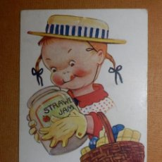 Postales: POSTAL DE DIBUJOS Y CARICATURAS - VALENTINE´S - THE MORE I THINK OF YOU - MABEL LUCIE ATTWELL. Lote 138988618