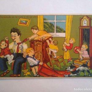 Encantado de la vida y de su obra - Caricaturas - niños