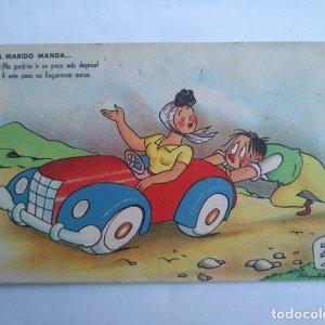 1952 EL MARIDO MANDA MUNTAÑOLA SERIE 18