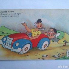 Postales: 1952 EL MARIDO MANDA MUNTAÑOLA SERIE 18. Lote 139444098