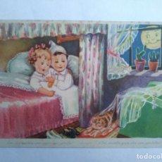 Postales: INFANTIL GATOS SERIE 31. Lote 139445054