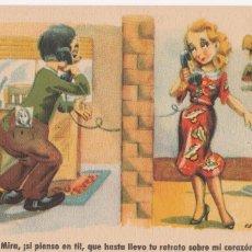 Postales: ANTIGUA POSTAL (CELMA) SERIE 71 - ESTAMPERIA RAM BARCELONA.. Lote 139570474