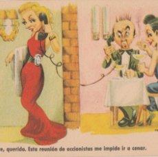 Postales: ANTIGUA POSTAL (CELMA) SERIE 71 - ESTAMPERIA RAM BARCELONA.. Lote 139570938