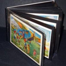 Postales: 29 POSTALES ORIGINALES DE EDICIONS CATALANES LOCFON. PRESENTADAS EN UNA CARPETA. VER FOTOGRAFÍAS. Lote 140515430