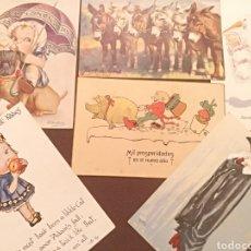 Postales: LOTE DE 6 POSTALES. Lote 140576936