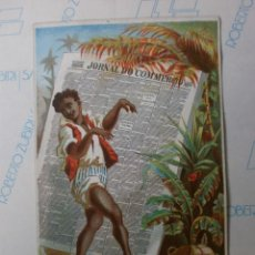 Postales: ANTIGUA POSTAL CROMO PORTUGUES . Lote 142304610