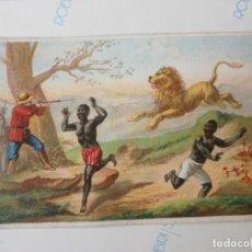 Postales: ANTIGUA POSTAL CROMO PORTUGUES. Lote 142304734