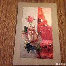 Postales: SERIE FLORAL METÁLICA SAN JOSÉ. HD. Lote 143409118