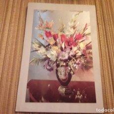 Postales: SERIE FLORAL METÁLICA SAN JOSÉ. HD. Lote 143409942