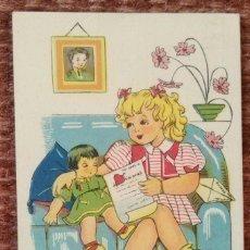 Postales: FIJATE QUE COSAS...ED. ARTIGAS - SERIE 17. Lote 143686782