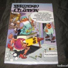 Postales: POSTAL MORTADELO Y FILEMÓN TAMAÑO CUARTILLA 1994 EXCEDENTE DE PAPELERÍA Y EN SU FUNDA. Lote 143734090