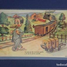 Postales: POSTAL ILUSTRADA POR CELMA. ESTAMPERIA RAM. SERIE 23.. Lote 144755334