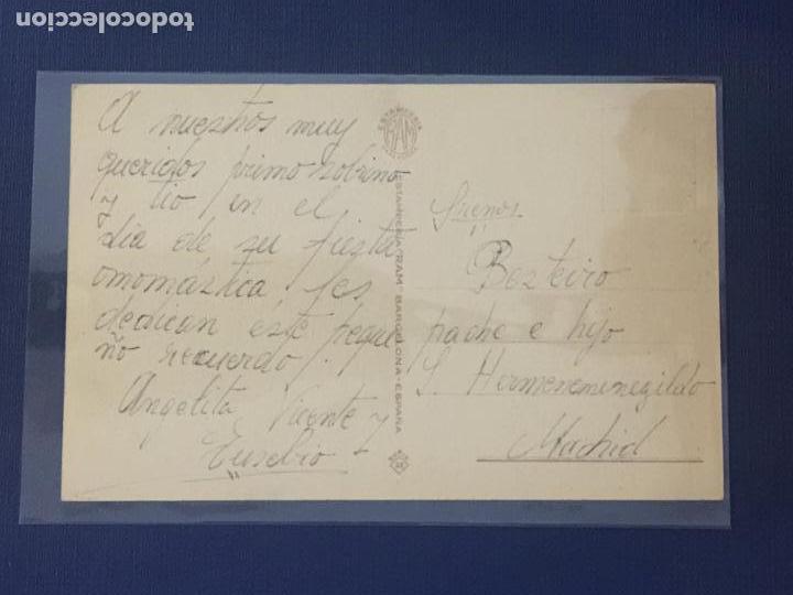 Postales: POSTAL ILUSTRADA POR CELMA. ESTAMPERIA RAM. SERIE 23. - Foto 2 - 144755334
