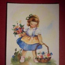 Postales: POSTAL - DIBUJOS Y CARICATURAS - CYZ - C.Y.Z 504/B - ESCRITA EN 1963 . Lote 145939346
