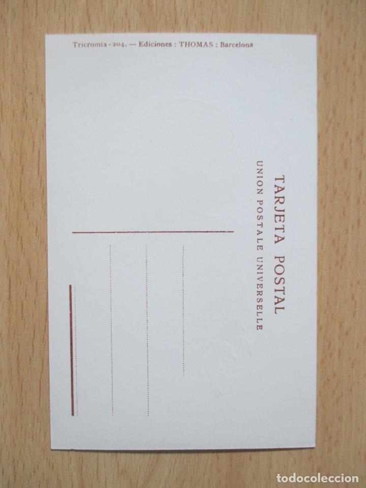 Postales: Lote de 7 tarjetas postales antiguas ilustradas por Badía - Foto 4 - 147501034
