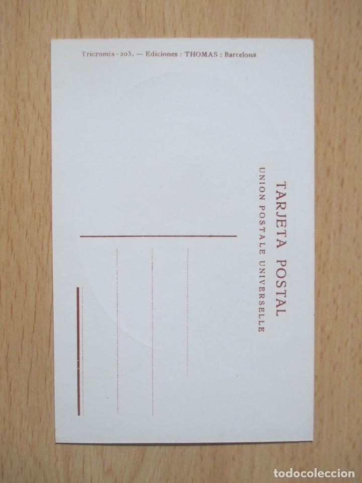Postales: Lote de 7 tarjetas postales antiguas ilustradas por Badía - Foto 6 - 147501034