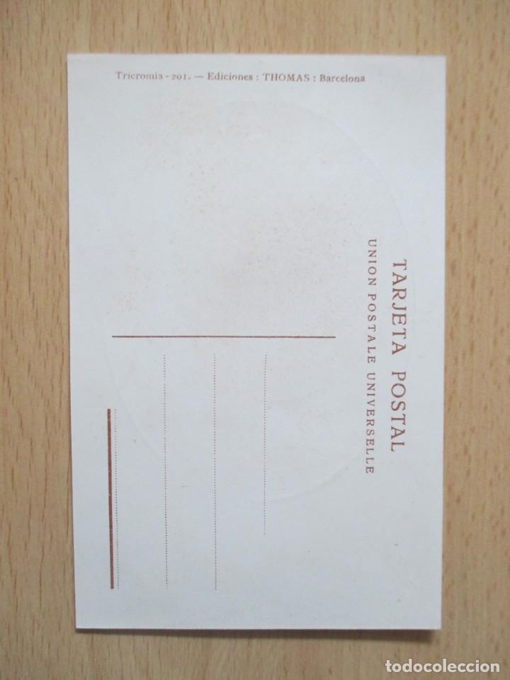 Postales: Lote de 7 tarjetas postales antiguas ilustradas por Badía - Foto 10 - 147501034