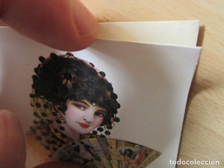 Postales: Lote de 7 tarjetas postales antiguas ilustradas por Badía - Foto 12 - 147501034