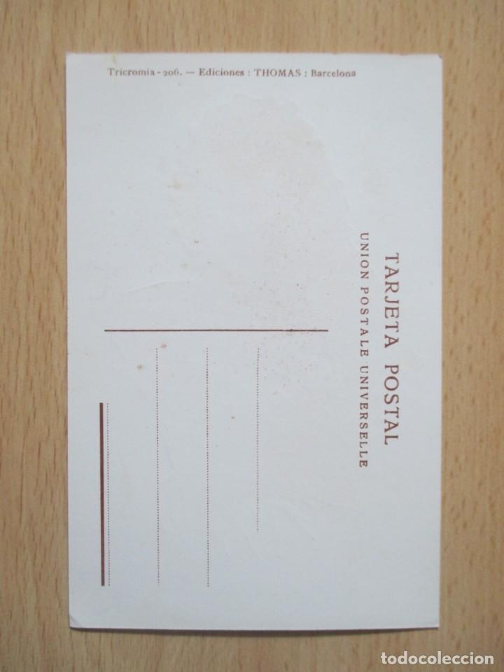 Postales: Lote de 7 tarjetas postales antiguas ilustradas por Badía - Foto 14 - 147501034