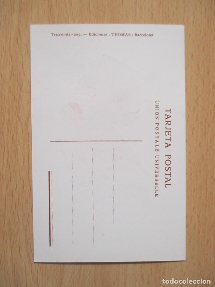 Postales: Lote de 7 tarjetas postales antiguas ilustradas por Badía - Foto 16 - 147501034