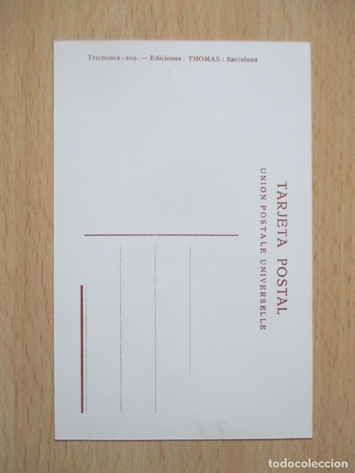 Postales: Lote de 7 tarjetas postales antiguas ilustradas por Badía - Foto 18 - 147501034