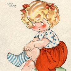 Postales: MARI-PEPA ( MARIA CLARET ) -- NO CIRCULADA // ( NOV2019 ). Lote 147568962