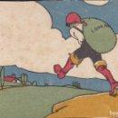 Postales: CUENTOS EN POSTALES PULGARCITO 1922 (ESTA RECORTADA) 1922. Lote 147688522