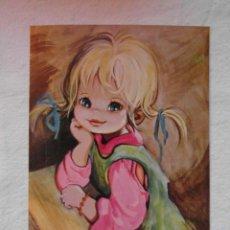 Postales: PICARUELAS 3. BERGAS INDUSTRIAS GRAFICAS. Lote 150130026