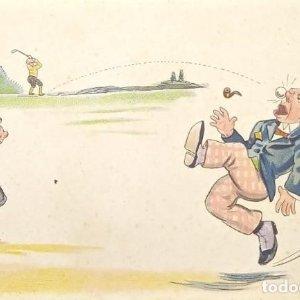 Golf Humor sin circular 2835 impresa en Alemania