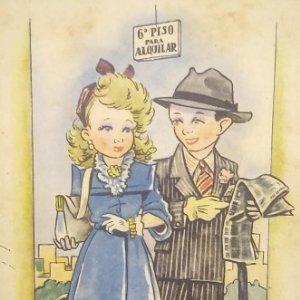 1947 Nos vamos a divertir si aquí venimos a vivir. Serie 100