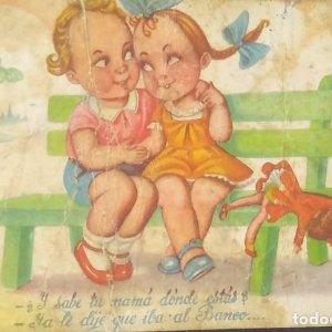 1945 Y sabe tu mama donde andas? Ya le dije que iba al baño