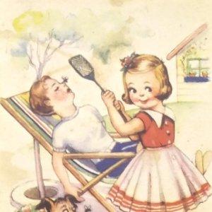 1949 Melodías selectas. La mosca. ¡Ay, que mosca! ¡Te pica la mosca! Serie 140