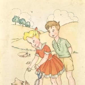 1952 Adie A.Die Perro