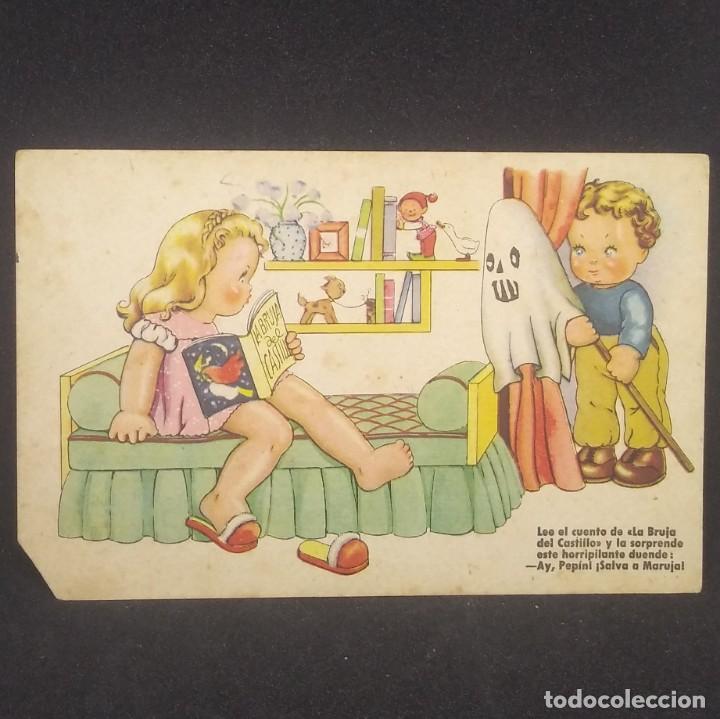 Postales: 1947 Estamperia Ram. Serie 27 - Foto 2 - 151819802