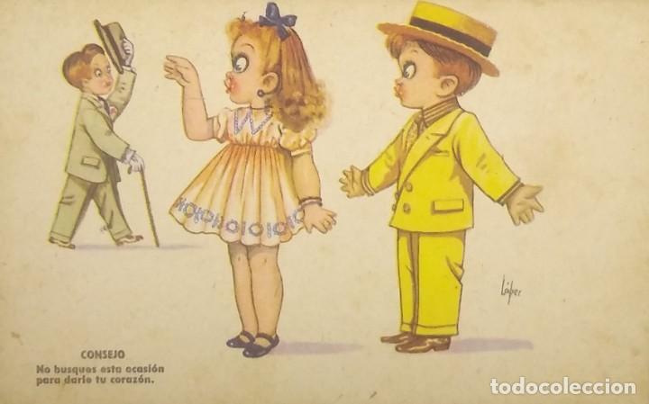ESTAMPERIA RAM. SERIE 29 (Postales - Dibujos y Caricaturas)
